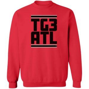 Atlanta football fans need this TG3 ALT Shirt Sweatshirt