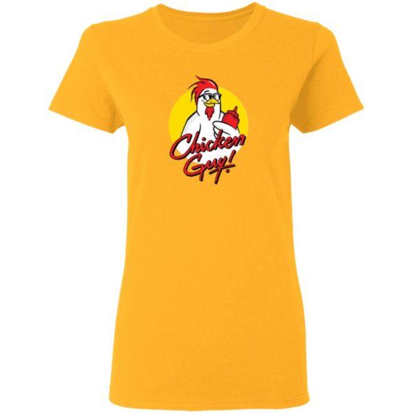 Chicken Guy T Shirt Chicken Guy Logo Shirts GUY FIERI TO OPEN CHICKEN FINGER RESTAURANTS CALLED 'CHICKEN GUY'