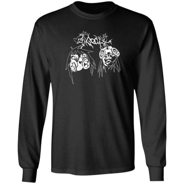100 Gecs Merch Portrait The HYV Shirt The HYV T Shirts 100 Gecs T Shirts Portrait Shirt