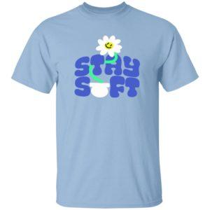 Soft Boy Records Merch Stay Soft T Shirt