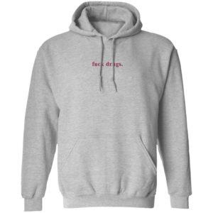 Danny Duncan 69 Merch Dannyduncan69 Merchandise Fuck Drugs Hoodie Sweatshirt