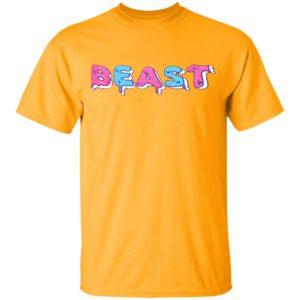 MrBeast Mr Beast Merch Frosted Beast Youth Shirt ShopMrBeast