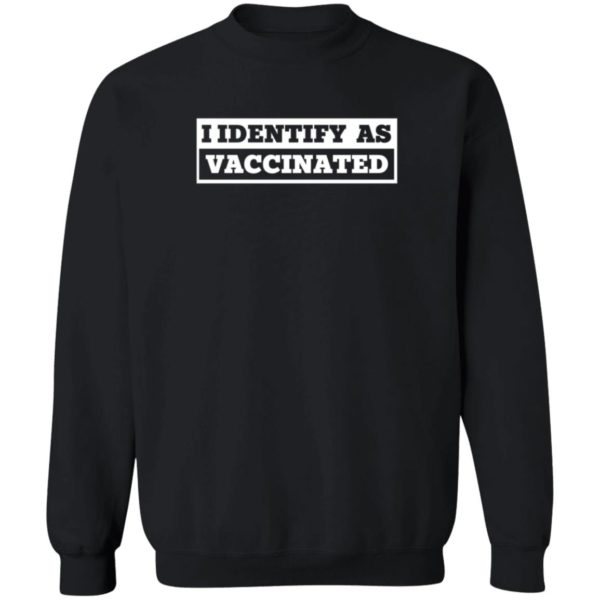 The Babylon Bee I Identify As Vaccinated Shirt Seth Dillon