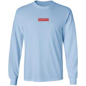 George Not Found Merch GeorgeNotFound Long Sleeve T Shirt