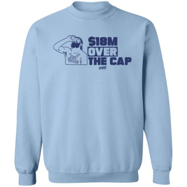 $18M Over The Cap Shirt Kucherov