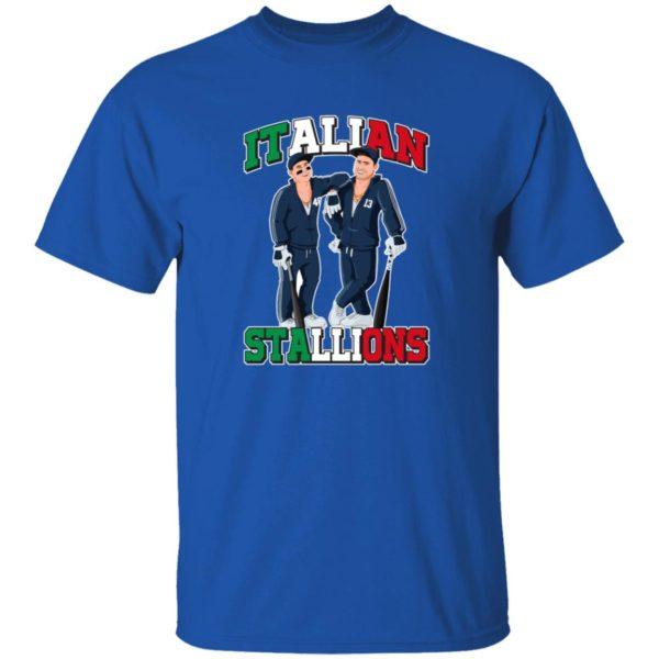 Barstool Sports Italian Stallions Tee Shirt