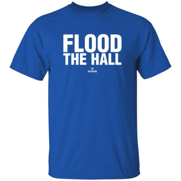 108 Stitches Merch Flood The Hall Tee Shirt Alex Bregman