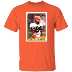 Webster Slaughter T Shirt Great Ray Charles Bernie Kosar