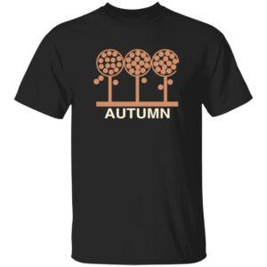 80s News Screens Shop Autumn Shirt