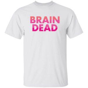 Ashleyloob Merch Ashley Brain Dead Shirt