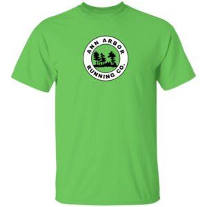 Ann Arbor T Shirt Company Ann Arbor Running Company Logo Merch